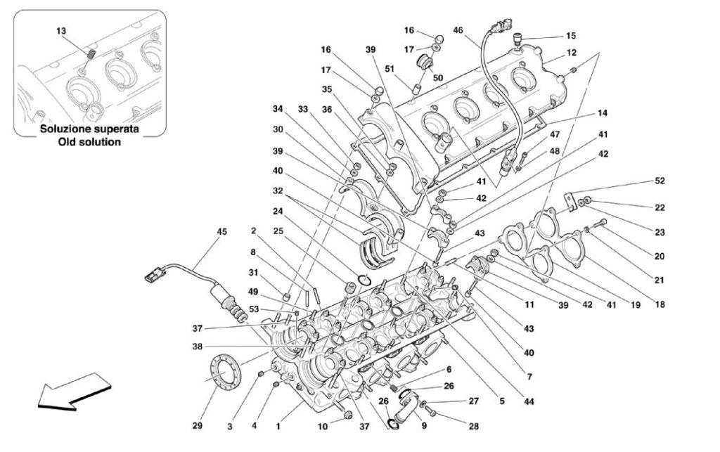 ferrari-360-modena-left-cylinder-head-parts-diagram
