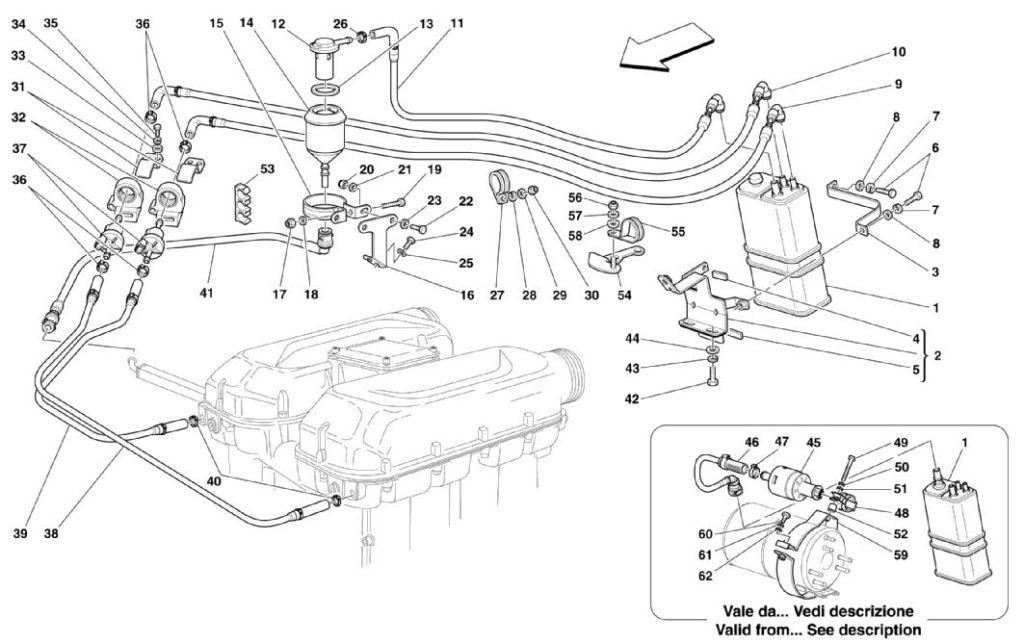 ferrari-360-modean-antievaporation-device-parts-diagram