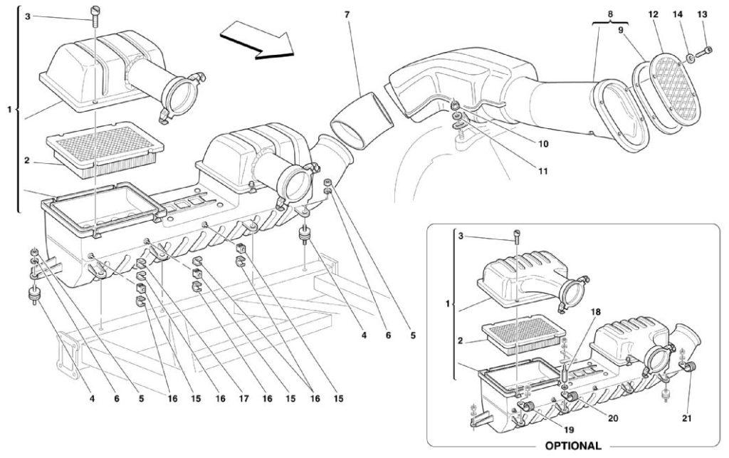ferrari-360-air-intake-parts-diagram
