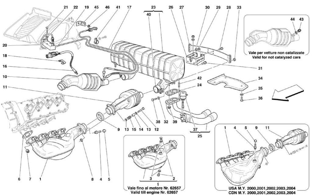 ferrari-360-modena-exhaust-parts-diagram
