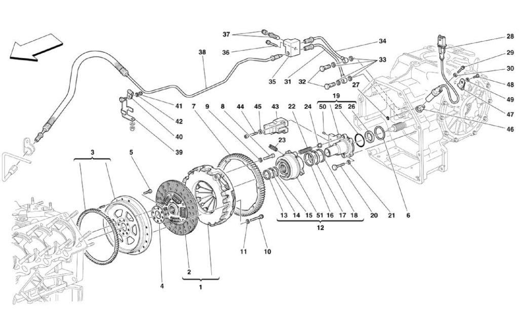 ferrari-360-modena-non-f1-clutch-parts-diagram