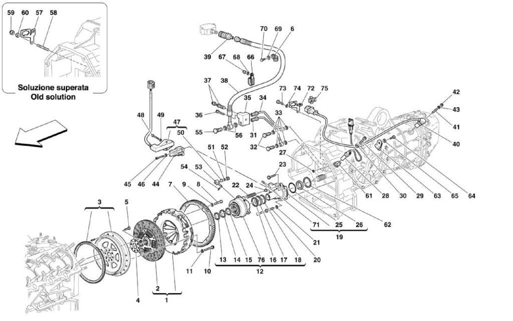 ferrari-360-modena-f1-clutch-parts-diagram