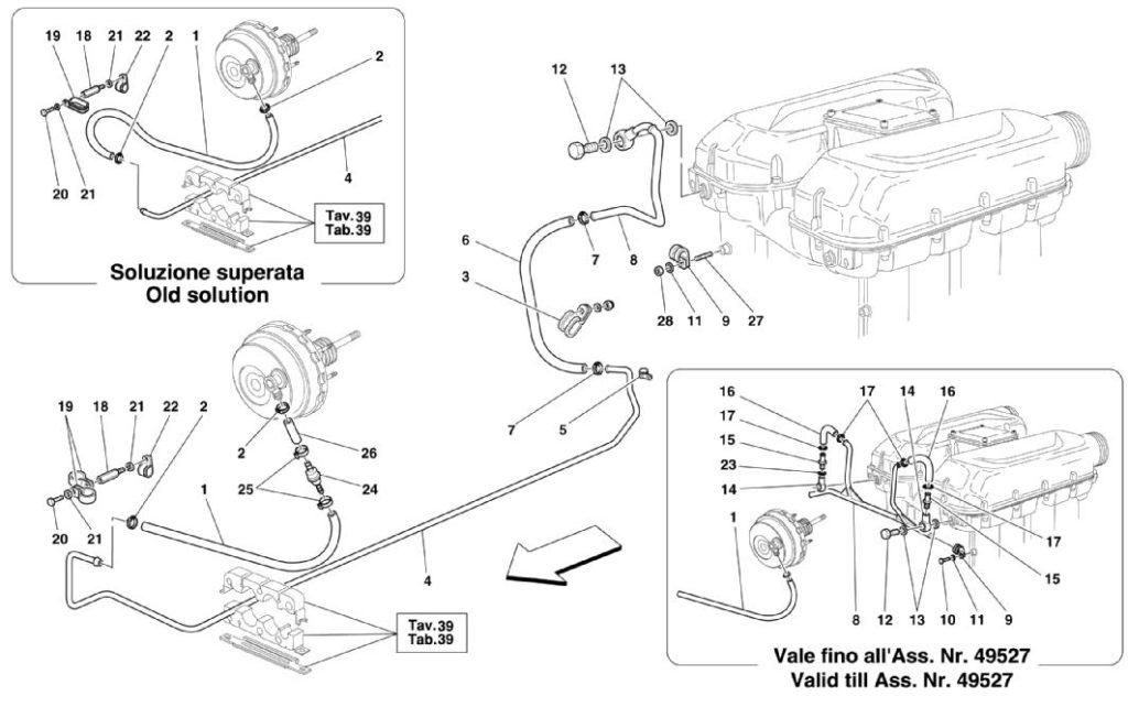 ferrari-360-modena-brake-booster-parts-diagram