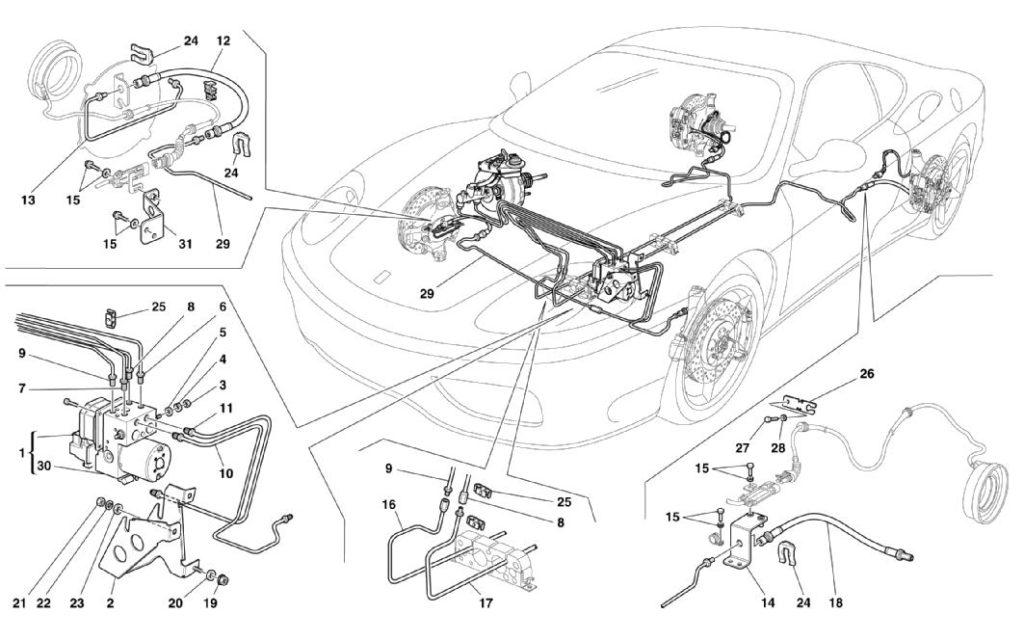 ferrari-360-modena-rhd-brakes-pats-diagram