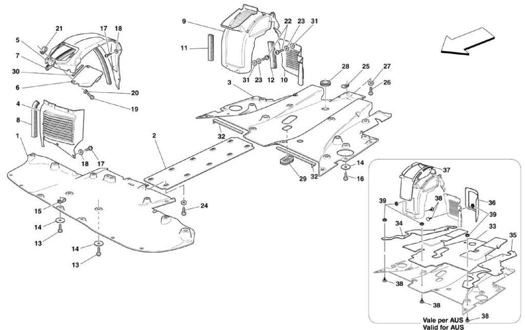 ferrari-360-modena-floor-pan-and-wheelhouse-parts-diagram