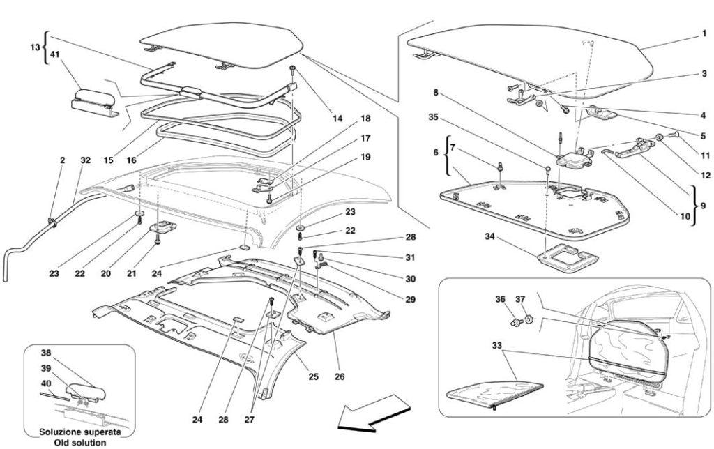 ferrari-360-modena-removable-top-parts-diagram