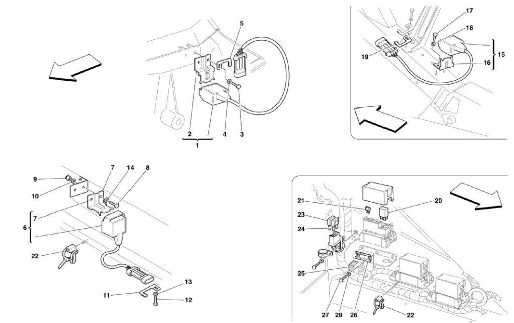 ferrari-360-modena-electrical-sensor-parts-diagram