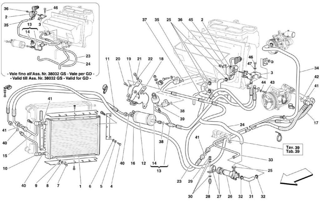 ferrari-360-modena-air-conditioning-system-parts-diagram