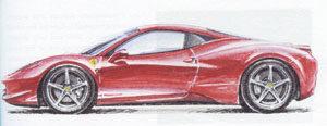 Ferrari-458-Italia-parts